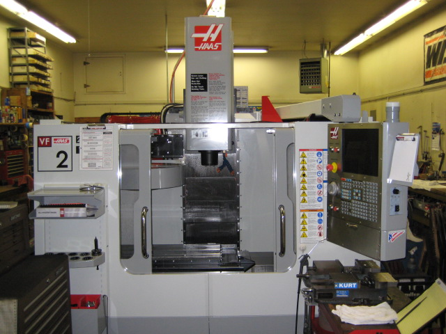 Hass CNC Milling Machine